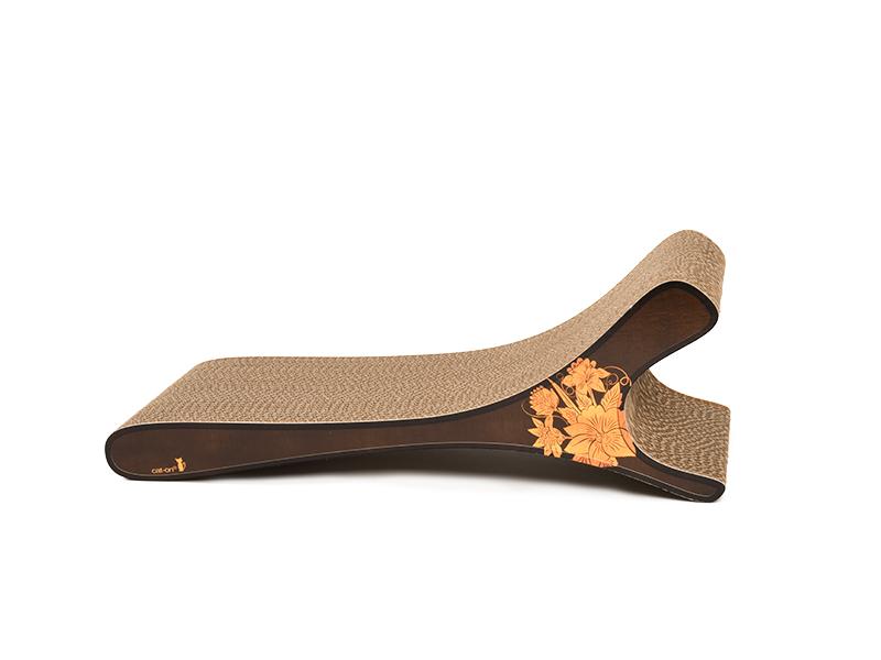Kratzmöbel Feline 003c | Kratzbrett aus Kratzpappe