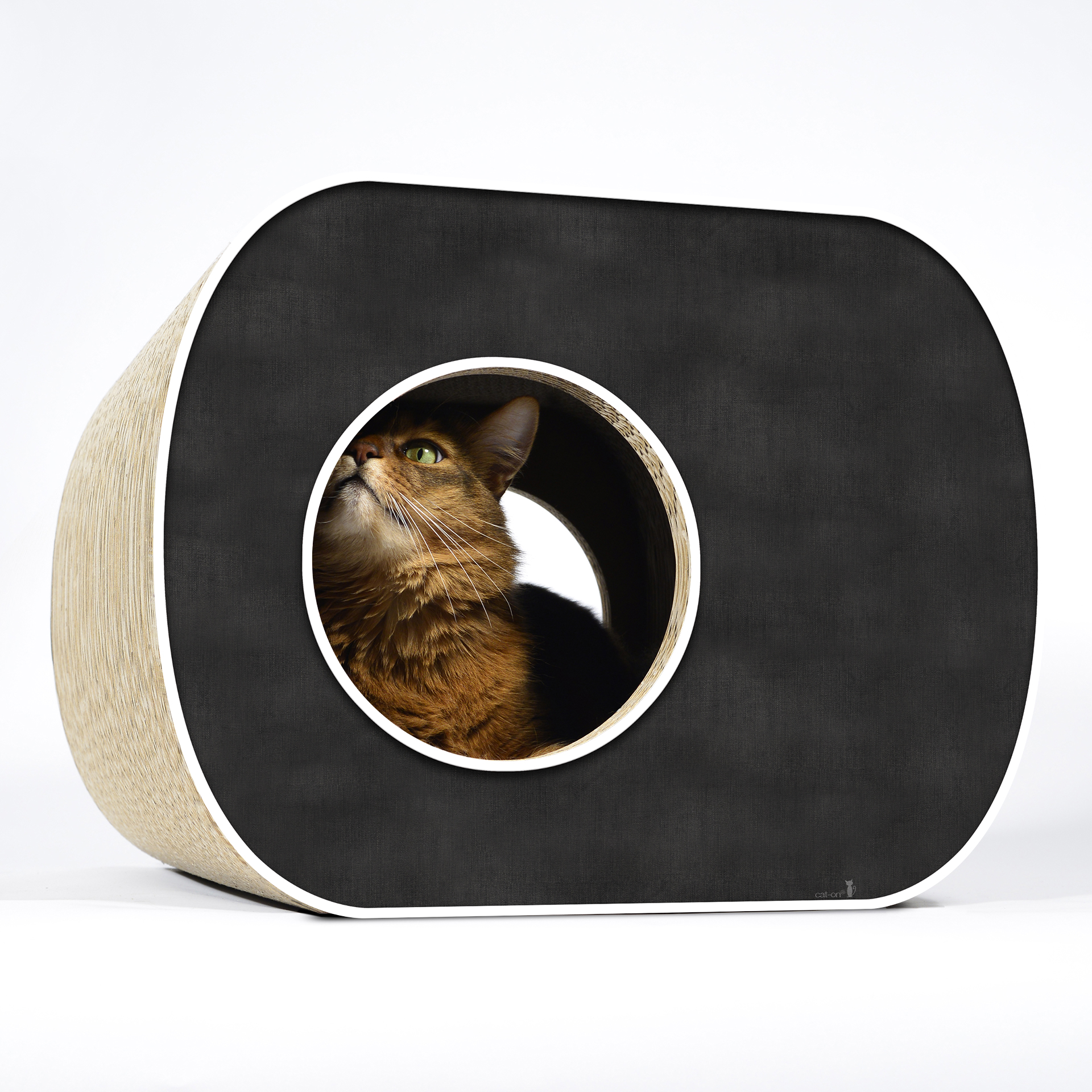 maison cachette pour chat Brochhaus Junior - couleur: 000g