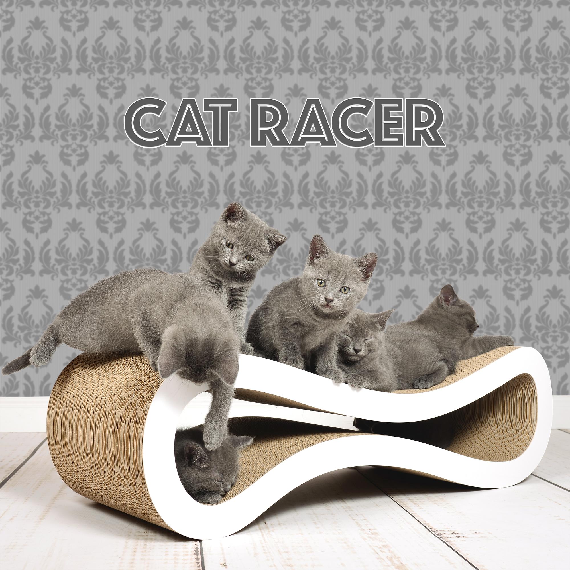 Arbre à chat Cat Racer, fabriqué en Allemagne