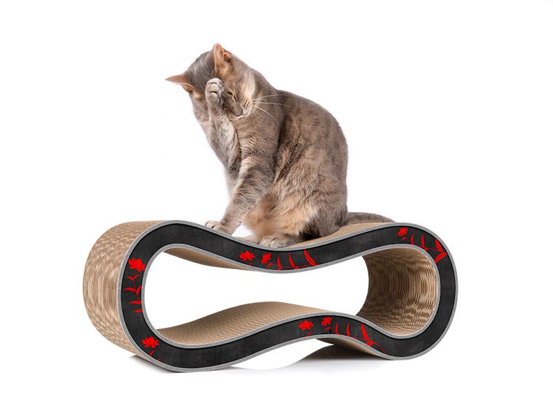 cat-on Singha M - arbre à chat design et griffoir tendance pour chat