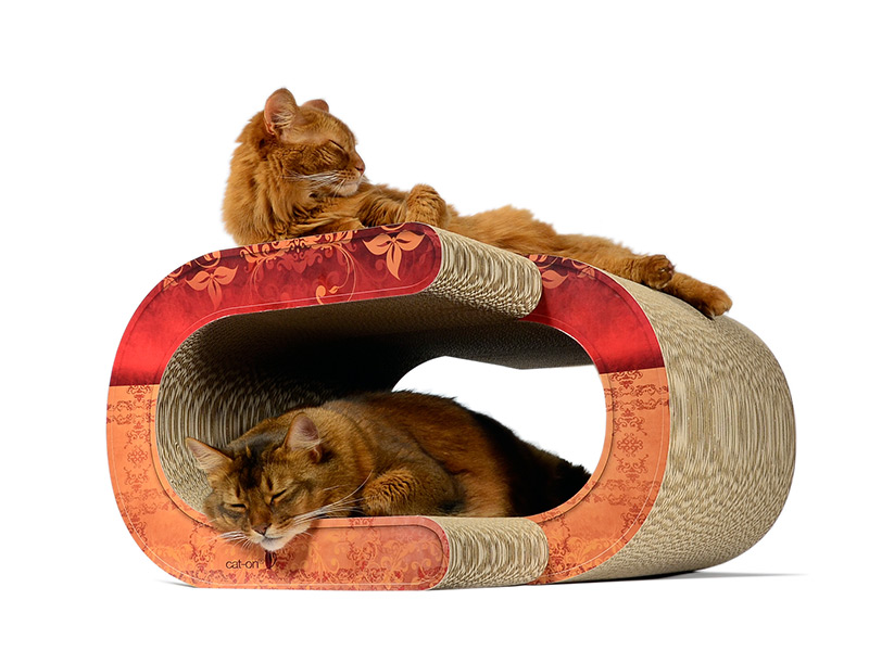 Grand griffoir design pour chats XXL | arbre à chat design et écologiques
