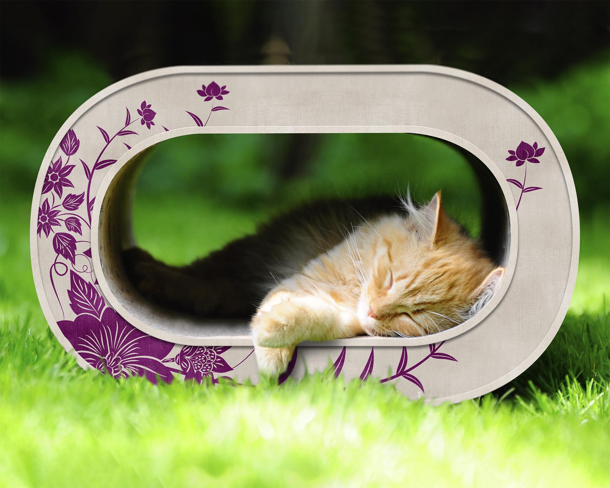 Griffoir design pour chats Le Tronc - fabriqué en Allemagne
