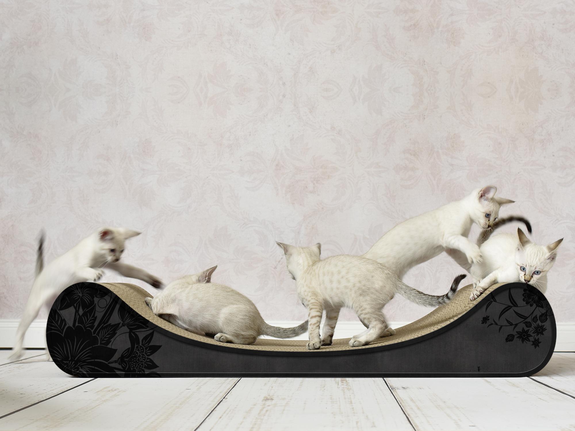 Le Divan, grattoir pour chat - couleur: 013b
