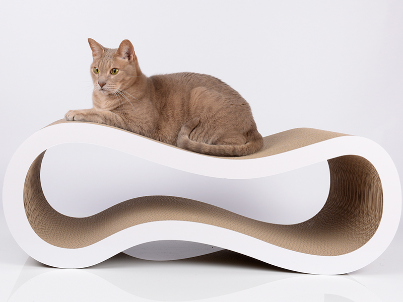 cat-on Singha L | mobilier design et griffoir pour chats