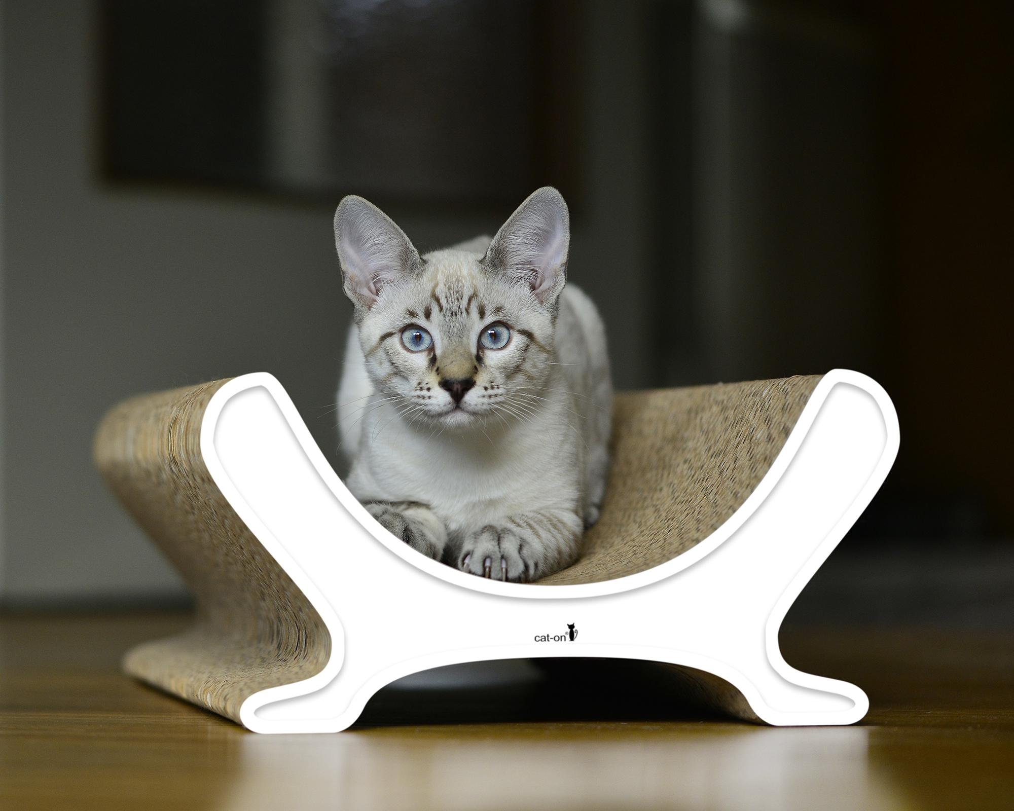 Le Panier - griffoir à chat