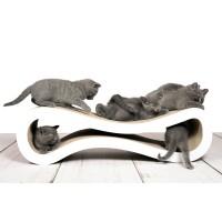 Griffoir en carton ondulé haute gamme Cat Racer