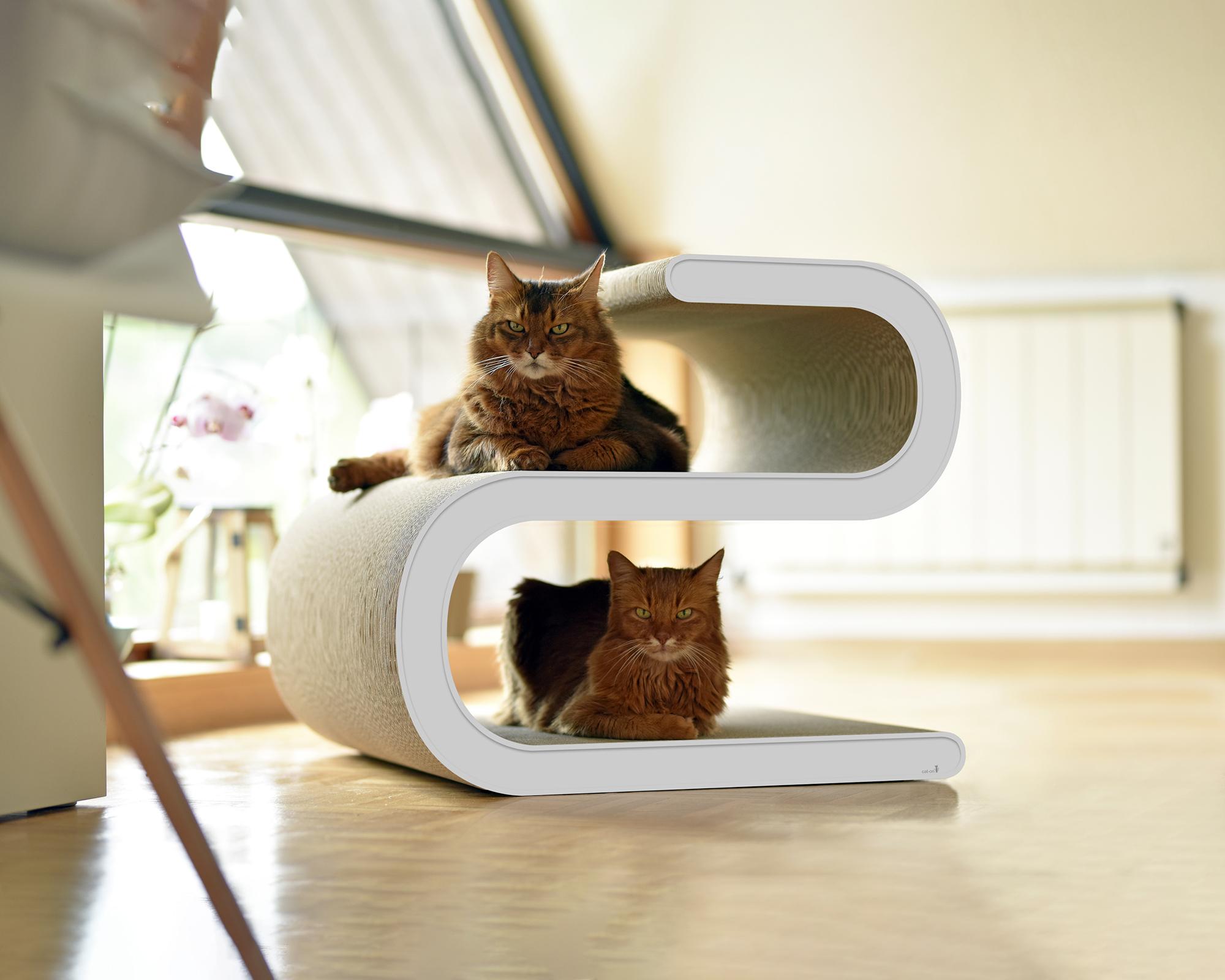 Arbre à chat design Ligne S XL qualité allemande