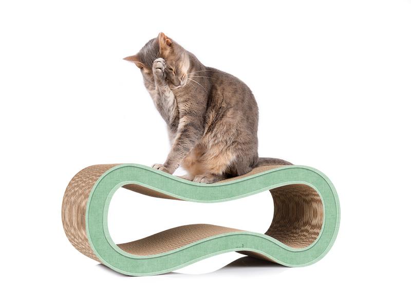 cat-on Singha M - meuble pour chat et griffoir, fabriqué en Allemagne